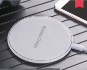 WECOOL W12 Wireless charger for IPHONE 8/8PLUS/ IPHONE X White color