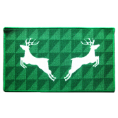 ARTSYs Keset Anti Slip Xmas Edition NEW 40x70 cm - Two Deer Green Others