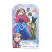 DISNEY FROZEN Fashion Change Doll Anna DPHB5171