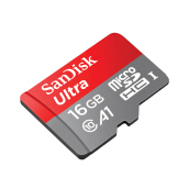 SANDISK Micro SD Ultra A1 16GB