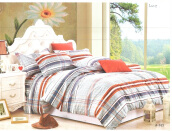 GRAPHIX Bed Cover Set Full - Lacy / 120 x 200cm