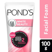 PONDS White Beauty Facial Foam 100g