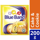 BLUE BAND Cake & Cookie Margarin 200gr