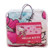 PILLOW PEOPLE Bed Cover Hello Kitty - Hk Little Dog/150x210