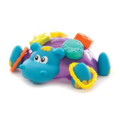 PLAYGRO Sort And Stack Floating - Hippo