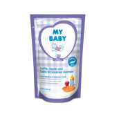 MY BABY Bottle, Nipple & Baby Accessories Cleanser Refill - 400ml