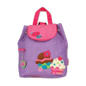 STEPHEN JOSEPH Quilted Backpack - Cupcake SJ1001-72A