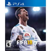 SONY PS4 Game FIFA 18 - Reg 3