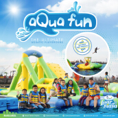Aquafun Ancol (WEEKEND) Value Rp 40.000