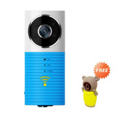 Clever Dog Smart Camera CCTV (Wifi) White Blue