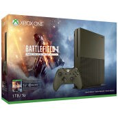 MICROSOFT Xbox One S 1TB - Battlefield 1 Special Edition Bundle