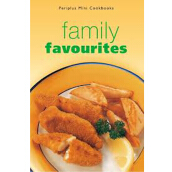Mini Cookbooks - Family Favourites - Editors [Paperback] 9789628734887