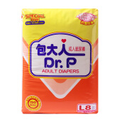 DR. P Adult Diapers Spesial L  (Isi 8pcs)