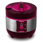 YONG MA Magic Com YMC503 - Magenta Silver