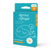 DERMA ANGEL Acne Patch Malam Isi 12 Patches