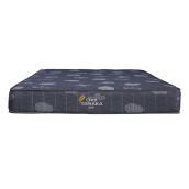 IVARO - MATRAS TANAKA AMORY UK 160x200 - BIRU Blue big