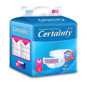 CERTAINTY Tape Regular Pack Size M 10pcs/bag