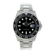 ROLEX GMT - Master II 40 mm - Black [116710LN]