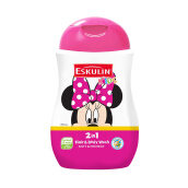 ESKULIN KIDS Hair and Body Wash Soft & Protect 280ml