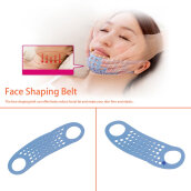 [Kingstore]Face Shaping Belt Facial Slimming Fat Burning Face-lift Mask Beauty Shaper