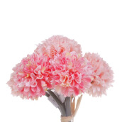 KOKOJI Artificial Dahlia Bouquet - Pink / KKJ-0317-46 JD