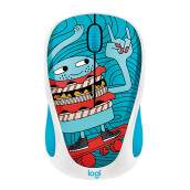 LOGITECH M238 Doodle Collection - Skateburger