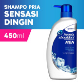 HEAD & SHOULDERS Shampoo Cool Blast 450 ml