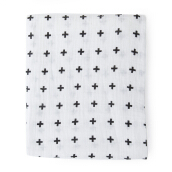 120 x 120cm Reusable Washing Babies Double Gauze Bath Towel Blanket(PANDA PATTERN)
