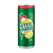 GREEN SANDS Lychee Lime 250ml