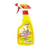 MR. MUSCLE Clear Glass Liquid Lemon 500ml