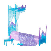 DISNEY FROZEN Elsas Icicle Canopy Bed DPHB5177