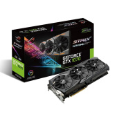 ASUS ROG STRIX GeForce GTX1070 O8G GAMING GDDR5