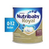 NUTRIBABY Pepti Junior Susu Formula Tin - 400gr