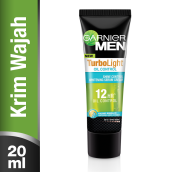 GARNIER Men Turbolight Oil Control Moisturiser 20ml