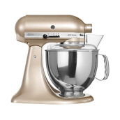 KITCHENAID Artisan Series 4.8 L - 5KSM150PSECZ Tilt-Head Stand Mixer (Series 5 Qt - Golden Nectar)
