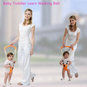Baby Toddler Infant Kid Strap Belt Learn to Walk Assistant Helper Harness Keeper