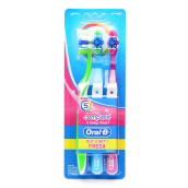 ORAL-B Complete 5 Way Clean Soft 3pcs