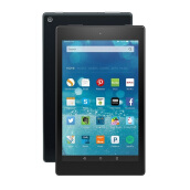 AMAZON Fire HD 8, 8 HD Display, Wi-Fi, 8 GB - Includes Special Offers, Black