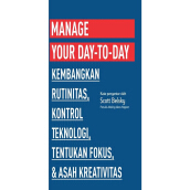 99U Series: Manage Your Day To Day - Jocelyn K. Glei 9786023850082