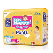 BABY HAPPY Popok Pants XL20