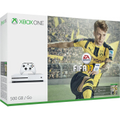 MICROSOFT Xbox One S 500GB - FIFA 17 Bundle