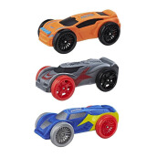 NERF Nitro Foam Car 3 Pack 2 NRRC0776