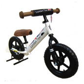 LONDON TAXI Kickbike - White