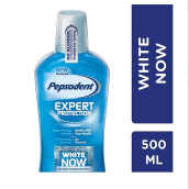 PEPSODENT Mouthwash White Now 500ml