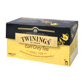 TWININGS Earl Grey Decaf 25 x 2g