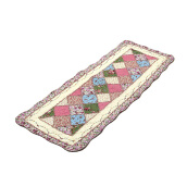 VINTAGE STORY Table Runner Shabby Patchwork TR07