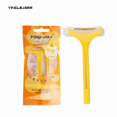 YINGJILI Women Razor-yellow
