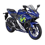 YAMAHA All New R25 GP Movistar