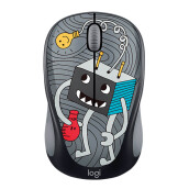 LOGITECH M238 Doodle Collection - Lightbulb