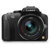 Panasonic Lumix G3KGC Kit 14-42mm Black